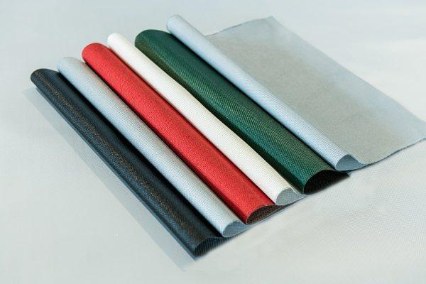 Негорючие ткани с покрытием